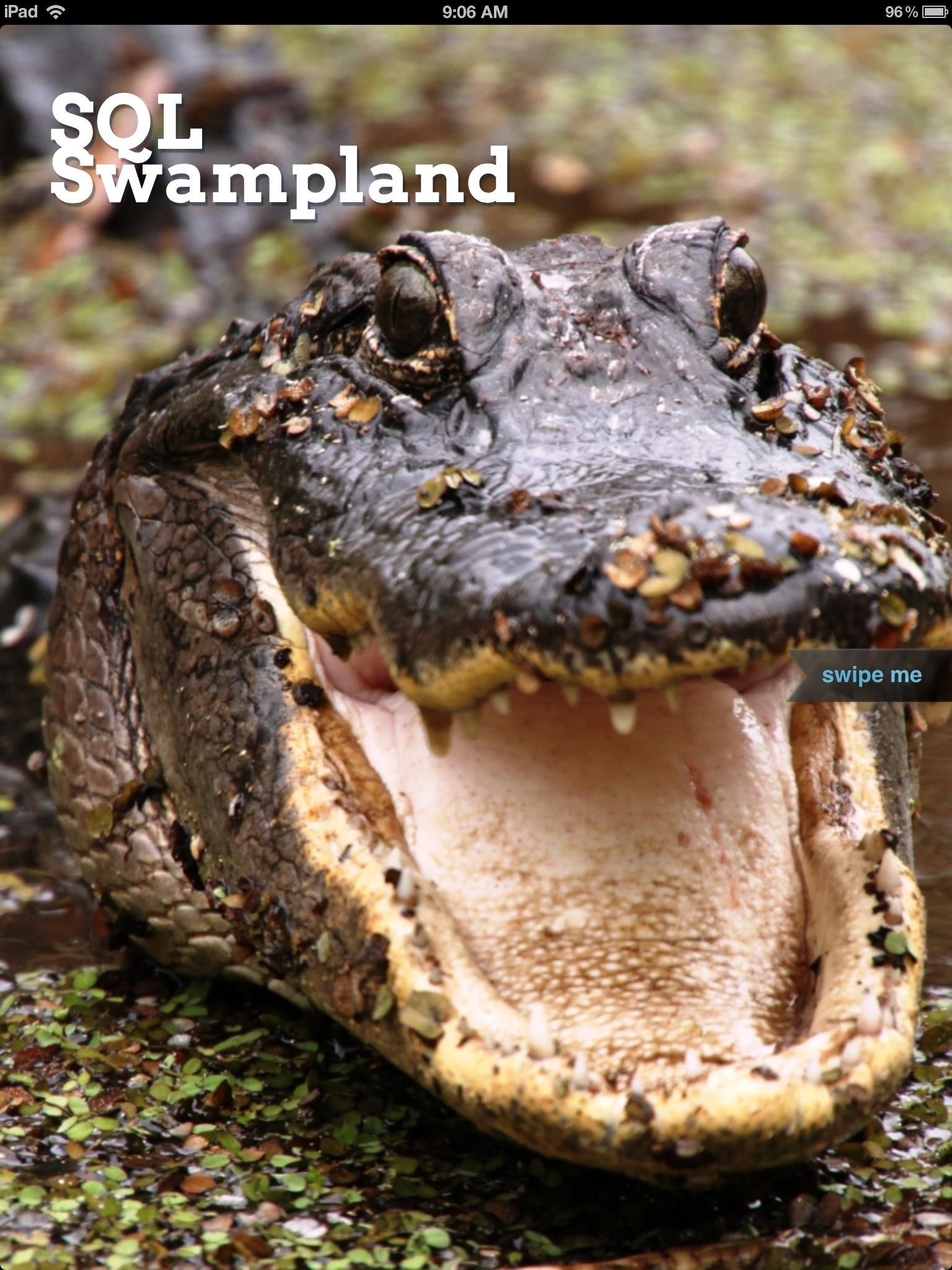 SQL Swampland