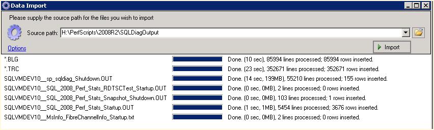 SQL Nexus, Read Trace Errors Resolved!